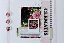 Scrapbook Lay Outs