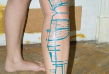 Tattoos / by Jayne Worth