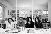 Our Staff  / The staff at Alvisi Kirimoto + Partners