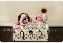 newborn photos / by Jennifer Phillips-Velotti