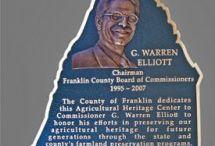 Portrait On Cast Bronze Plaque / Portrait On Cast Bronze Plaque