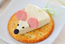 For the Kids / Cheese snack and meal ideas for kids
