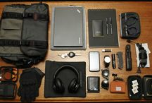 Cool EDC & BOB / Everyday carry and bug out bags.
