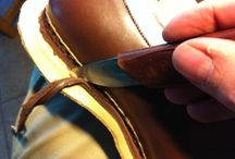 Bespoke Shoes #shoemaking #shoedesign / The art and craft of making shoes.