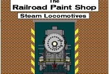 teaching Trains and Locomotives
