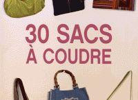 Patrons/livres accessoires / livres de couture pour accessoires
