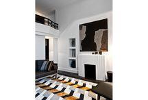 mobilier hermès, tapis création Imagedemarc