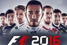 """Una muestra del circuito de las Américas en """"F1 2016"""""""