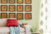 Home Decorations -- DIY / by Brianna Carpenter