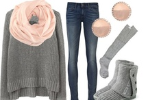 Fall/Winter Fashion / by Tonya F