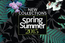 Spring/Summer 2015 | LuxuryAvenue /  Ven a #LuxuryAvenue y conoce las colecciones Spring Summer de las mejores marcas.