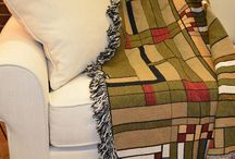 Throw Down / Forget about the snow, it's time for a throw!  No worries, when it gets chilly, we got you covered!  In style!