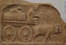 trasporti / antichi mezzi di trasporto