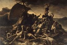 Art-Romanticism (18세기중반~19세기초반) / 19세기 전반에 걸쳐 유럽 여러나라에서 파급되었던 예술 사조.    신고전주의에 비해 역동성을 강조