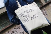 my bags! / eco bags by KsyKsy