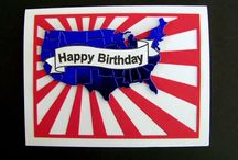 Fourth of July / Patriotic Cards