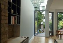 side return and kitchen extension / mood board