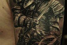 Full Sleeve, Sleeve, Arm Tattoo