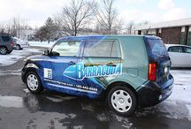 Car and SUV Wraps
