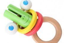 Montessori hračky pre najmenších do 6 mesiacov