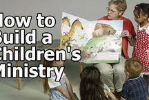 Children's Ministry / by Mandy Quillen