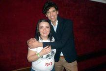 Mika con Fan
