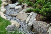 ручей из камня