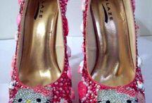 Hello Kitty skor