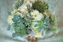 Wedding inspirations green