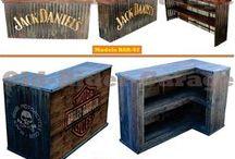 muebles bar vintage