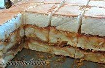 Máglyarakás süti