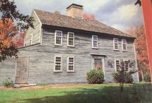 Early  AmericanColonial homes