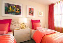 Twins- Bedrooms