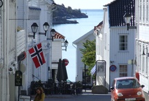 Lillesand, my hometown in Norway