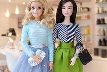 Barbie friends