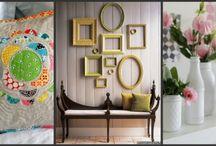 re-purposed items / by Jennifer Cumbus