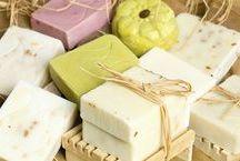 sabonete e sabão