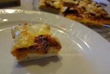 Pizza • Receitas