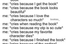 freakin fandoms (+books)
