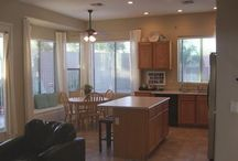 Someday-- Kitchen and living room updates / by Shelena Hall