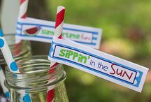 SUMMERTIME FUN printables from Lauren McKinsey / by Lauren McKinsey