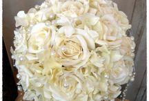 Menyasszonyi csokor - Wedding bouquet