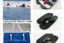 Flip flops / Upcycled Flip flops