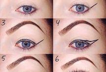 Kanatlı Göz Makyajı