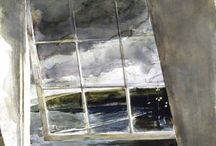 MAINE - Wyeth Art
