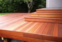 Beautiful Decks / Stone and wood decks are the foundation for any outdoor entertaining.