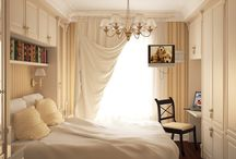 дизайн маленькой спальни