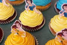 Hercegnők muffin