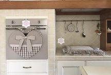 Copri forno e lavori da cucina