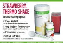 Herbalife Recipe Cards / Herbalife Recipes